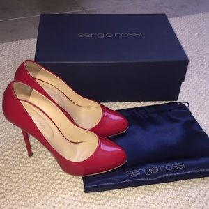 Sergio Rossi high heels 👠